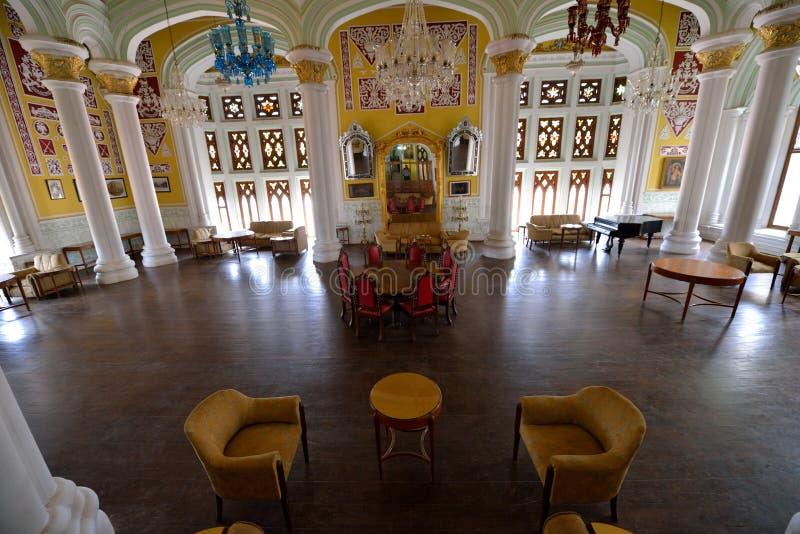 Palácio de Bangalore, India foto de stock royalty free