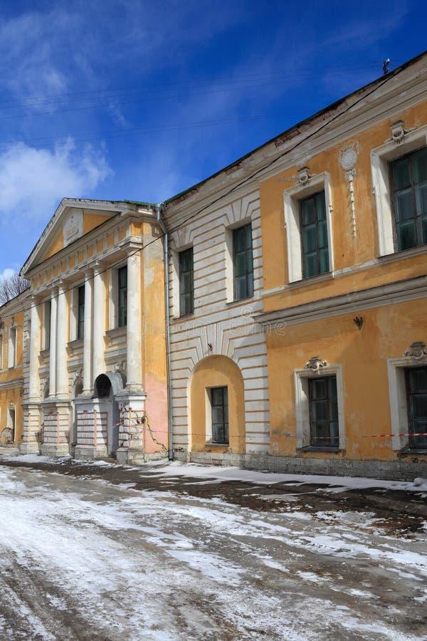 Palácio de Catherine em Tver imagem de stock