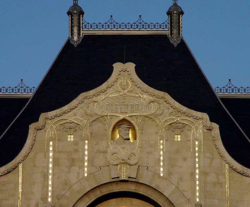 Palácio de Gresham fotos de stock