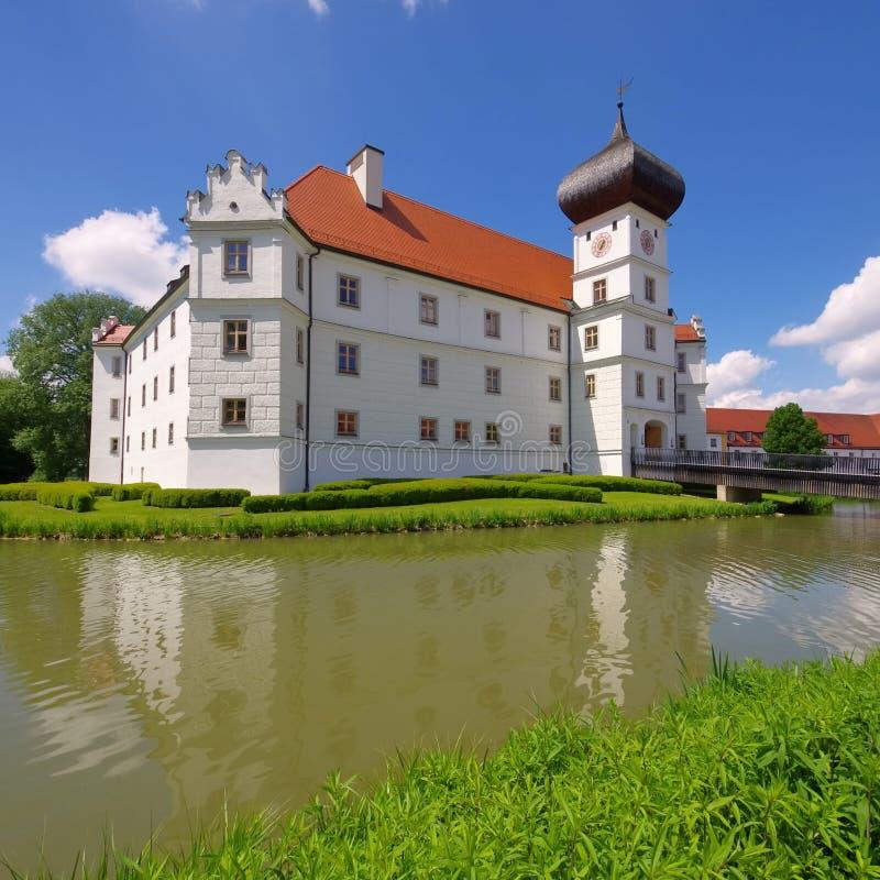 Palácio de Hohenkammer fotos de stock royalty free
