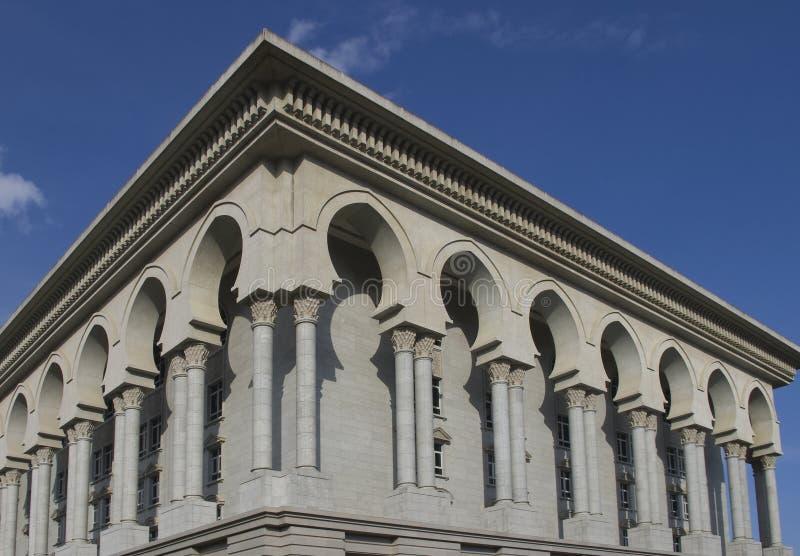 Palácio de justiça - edifício do tribunal fotos de stock royalty free