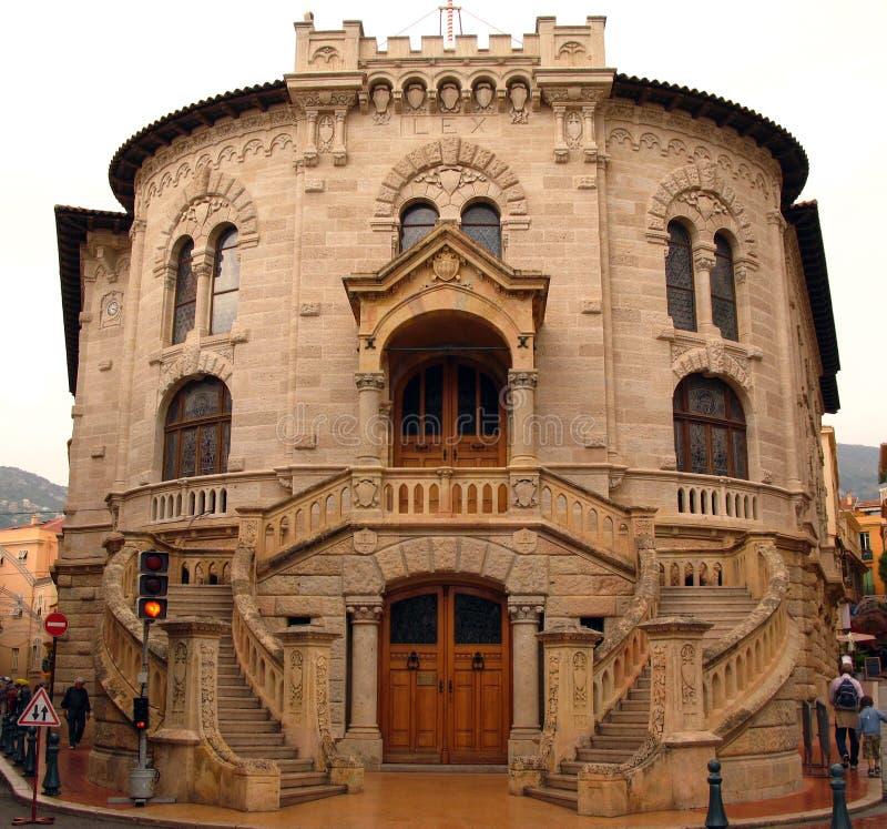 Palácio de justiça, Monaco imagens de stock royalty free
