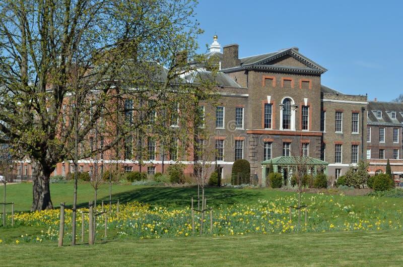 Palácio de Kensington fotografia de stock royalty free