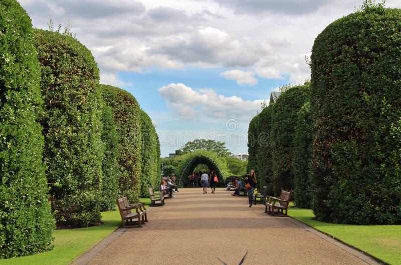 Palácio de Kensington, Londres imagem de stock royalty free
