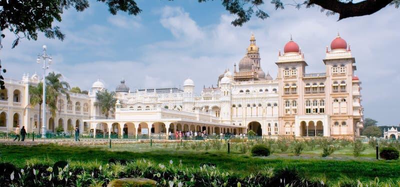Palácio de Mysore foto de stock royalty free