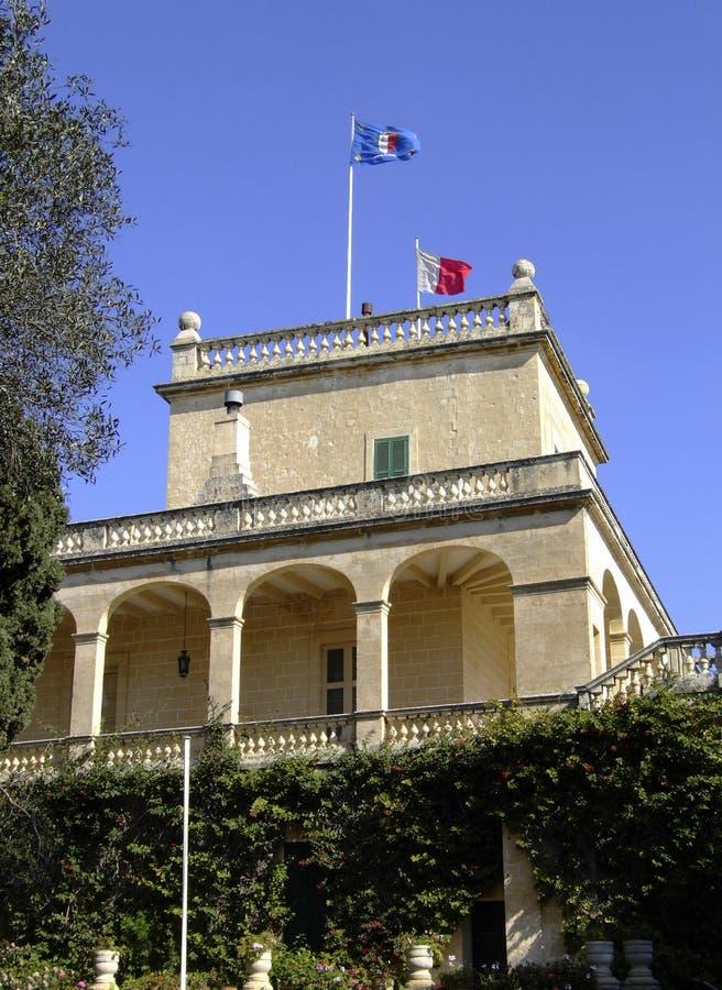Palácio de San Anton imagens de stock