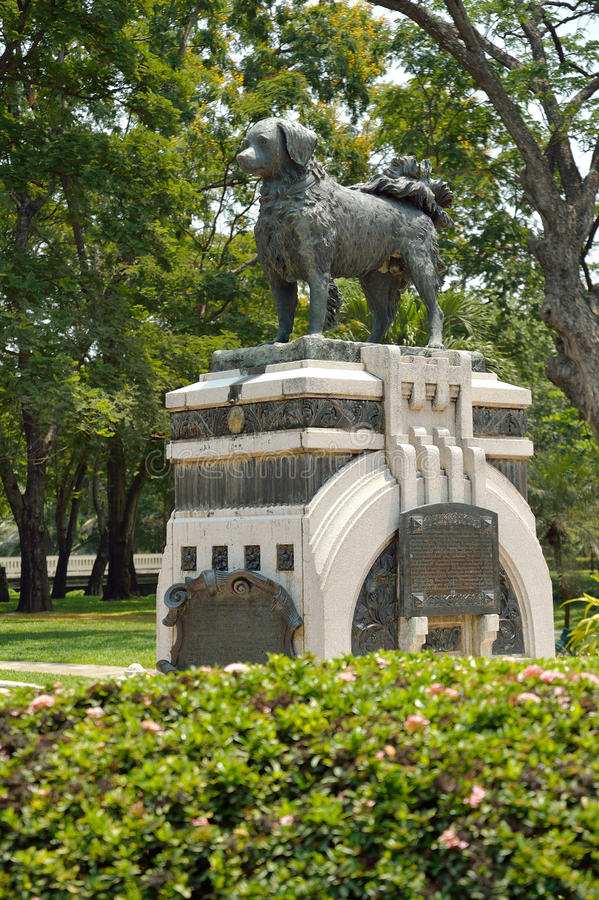 Palácio de SanamJan, Nakornpathom, Tailândia. imagens de stock