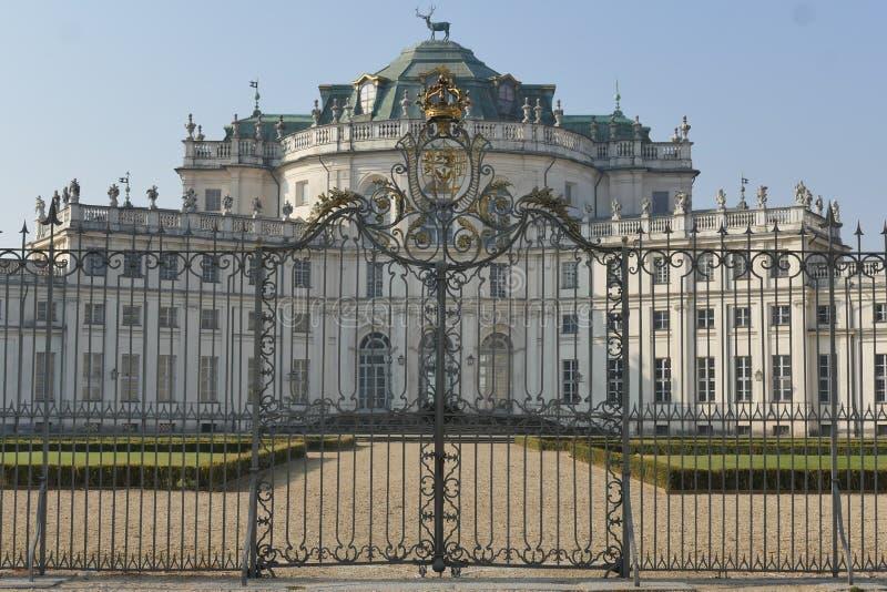 Palácio de Stupinigi imagens de stock royalty free