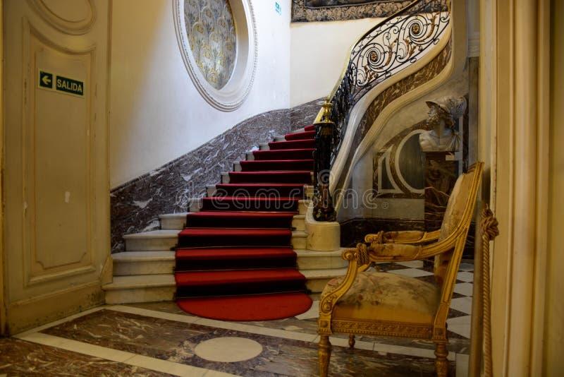 Palácio de Taranco imagens de stock