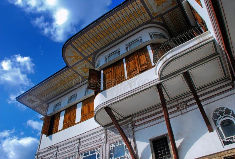 Palácio de Topkapi fotos de stock