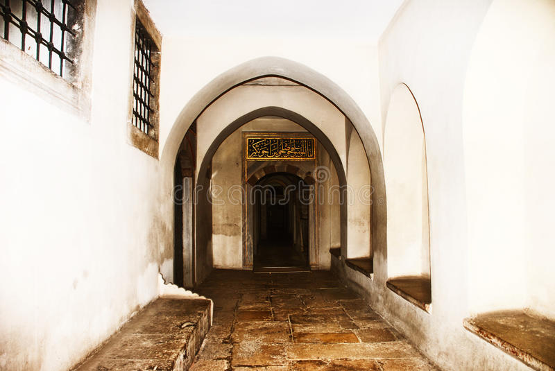 Palácio de Topkapi imagens de stock