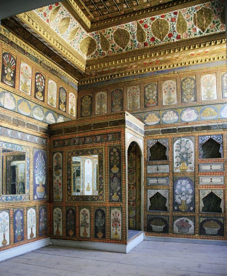 Palácio de Topkapi imagem de stock