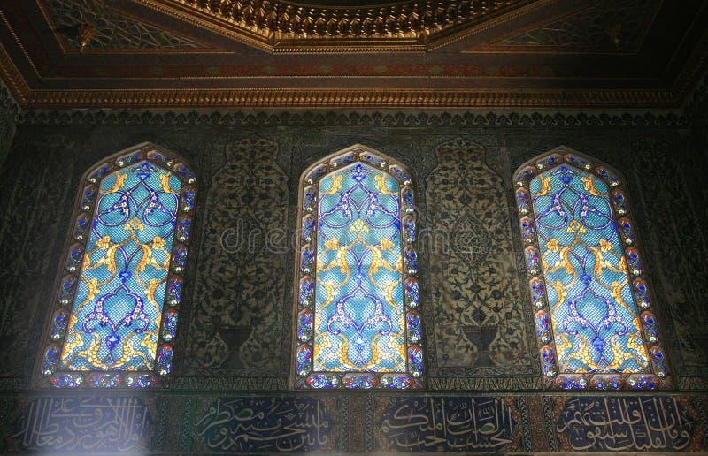 Palácio de Topkapi imagens de stock royalty free