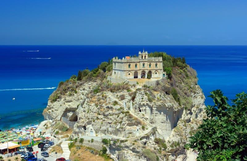 Palácio de Tropea fotos de stock