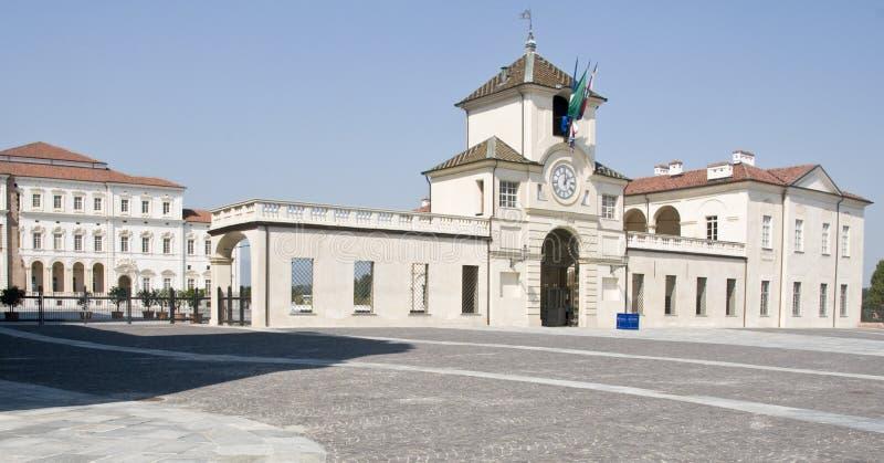 Palácio de Venaria fotos de stock royalty free