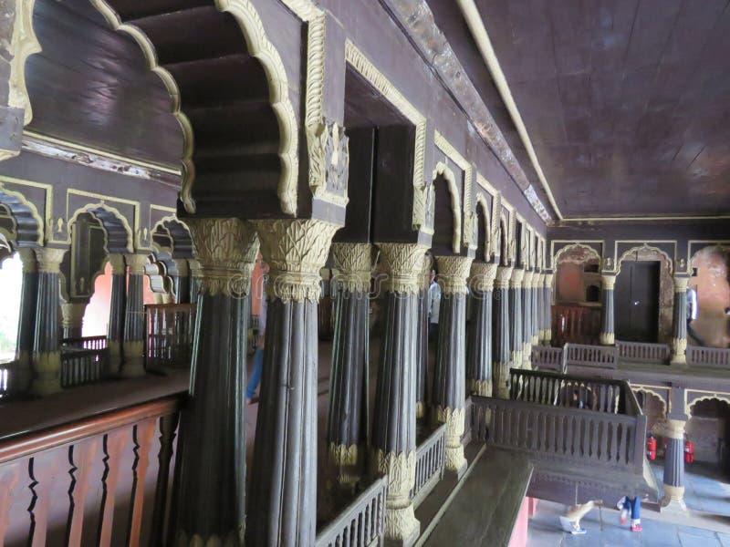 Palácio de verão de Tippu fotos de stock