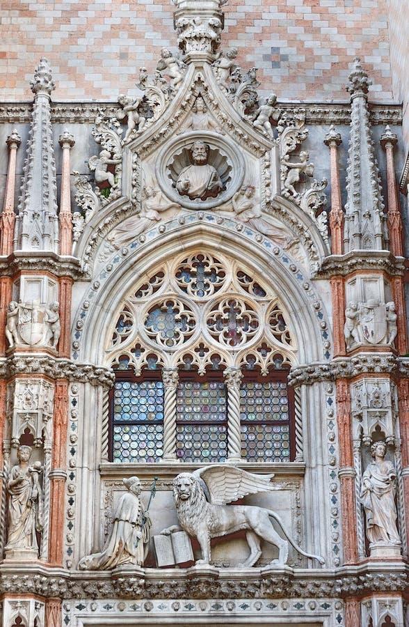 Palácio do Doge imagens de stock royalty free