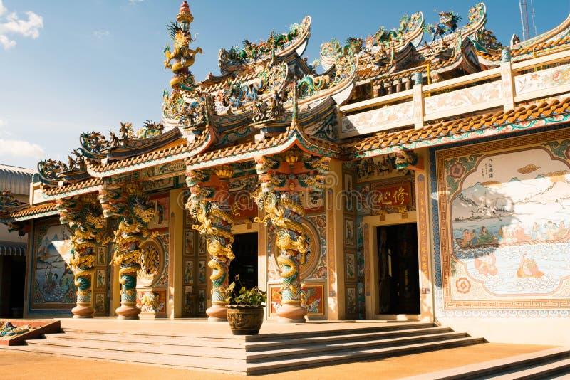 Palácio do dragão foto de stock