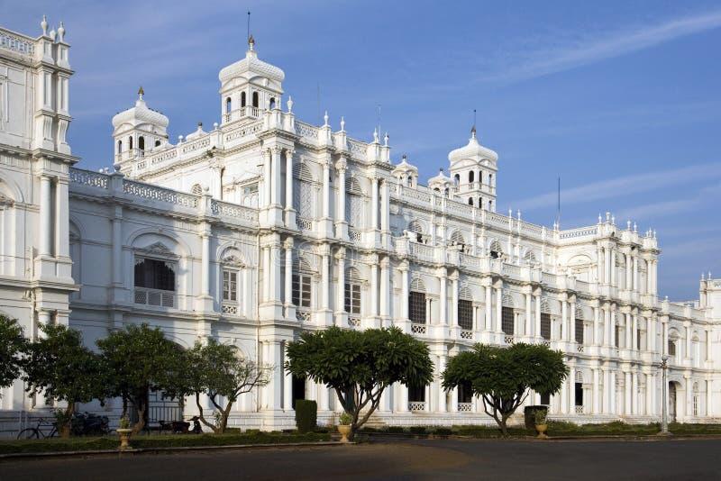 Palácio do Jal Vilas - Gwalior - India fotos de stock