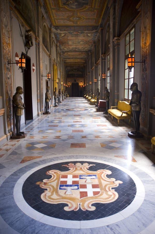 Palácio do presidente, Malta. fotografia de stock royalty free