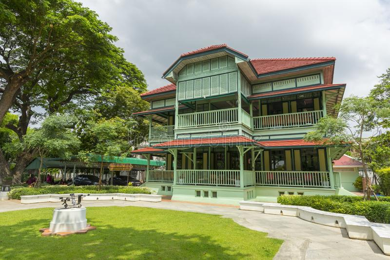 Palácio do rei Narai em Lopburi, Tailândia foto de stock royalty free