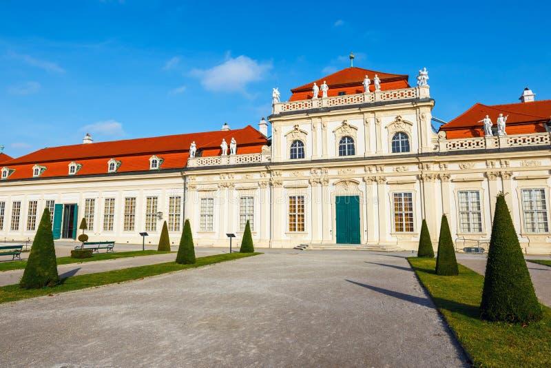 Download Palácio E Jardim Do Belvedere Em Viena Foto de Stock - Imagem de arquitetura, cidade: 80102450