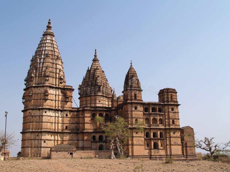 Palácio em Orcha, Madhya Pradesh