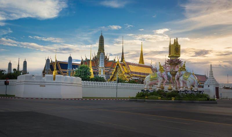 Palácio grande imagens de stock royalty free