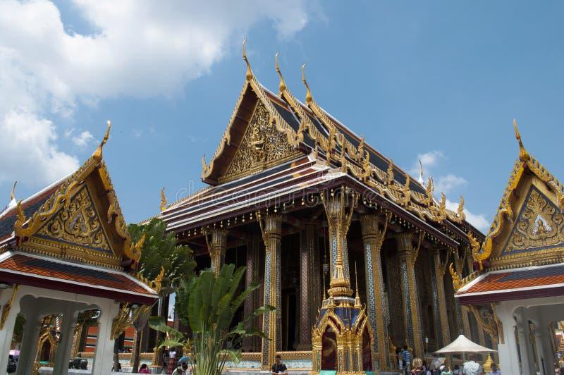 Palácio grande, Banguecoque imagem de stock