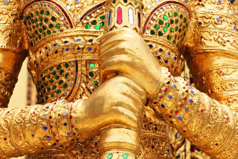Palácio grande, Banguecoque, Tailândia. imagens de stock