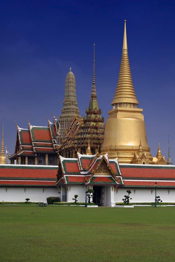 Palácio grande de Tailândia imagem de stock