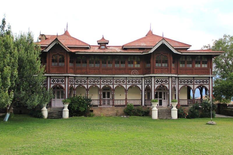 Palácio HP de Sarahan fotografia de stock
