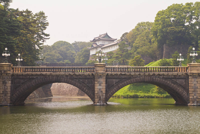 Palácio imperial fotografia de stock royalty free