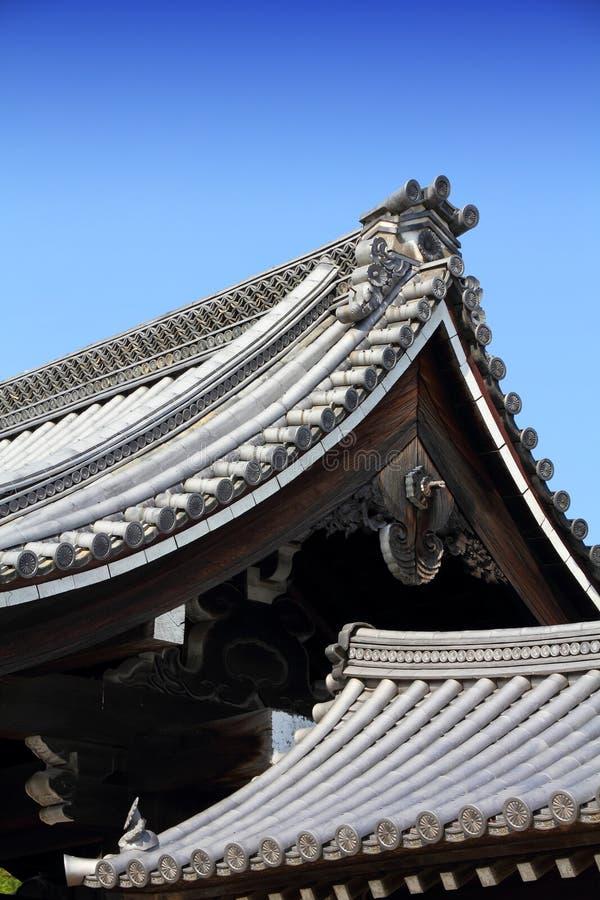 Palácio imperial de Kyoto imagens de stock royalty free
