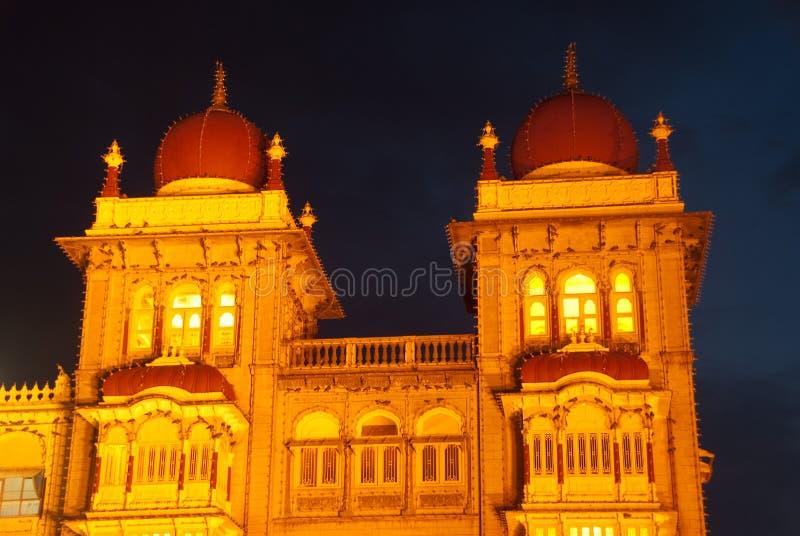 Palácio indiano imagem de stock