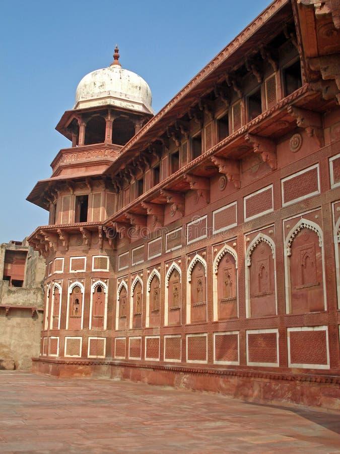 Palácio indiano fotografia de stock