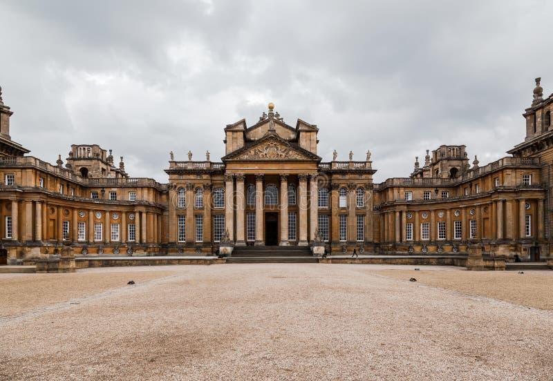 Palácio Inglaterra de Blenheim imagem de stock royalty free