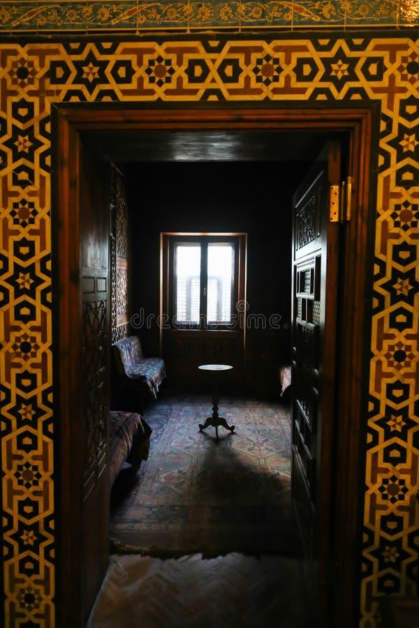 Download Palácio Islâmico - O Cairo, Egito Fotografia Editorial - Imagem de castelo, monumento: 65579377