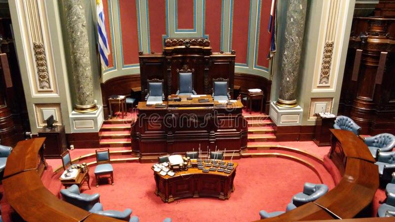 Palácio legislativo, Palacio Legislativo, o governo que buidling imagem de stock