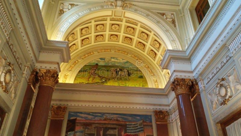 Palácio legislativo, Palacio Legislativo, o governo que buidling fotografia de stock