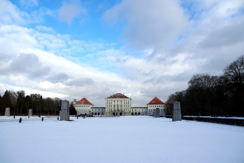 Palácio Munich imagem de stock royalty free