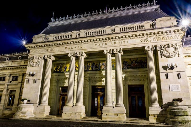 Palácio patriarcal foto de stock