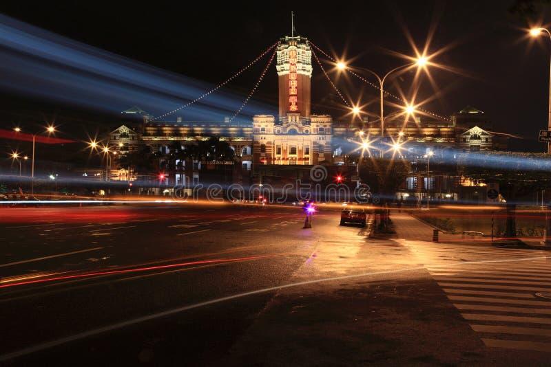 Palácio presidencial. Taipei fotografia de stock royalty free
