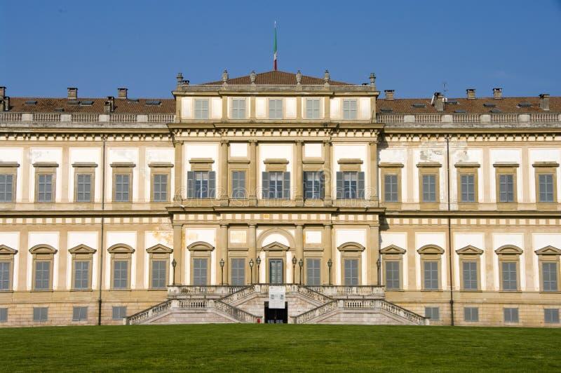 Palácio real imagens de stock royalty free