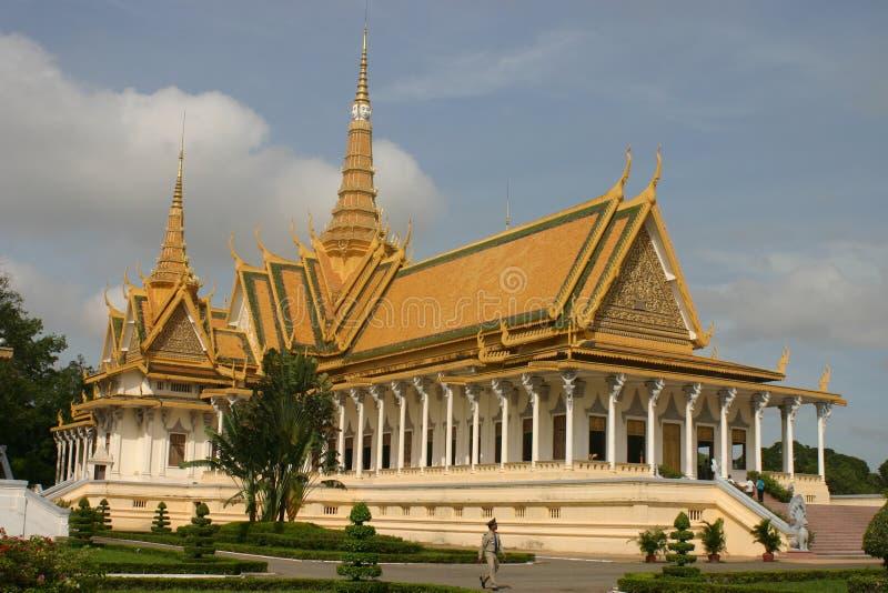 Palácio Real Foto de Stock