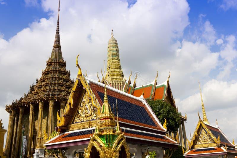 Palácio real famoso de Banguecoque imagem de stock