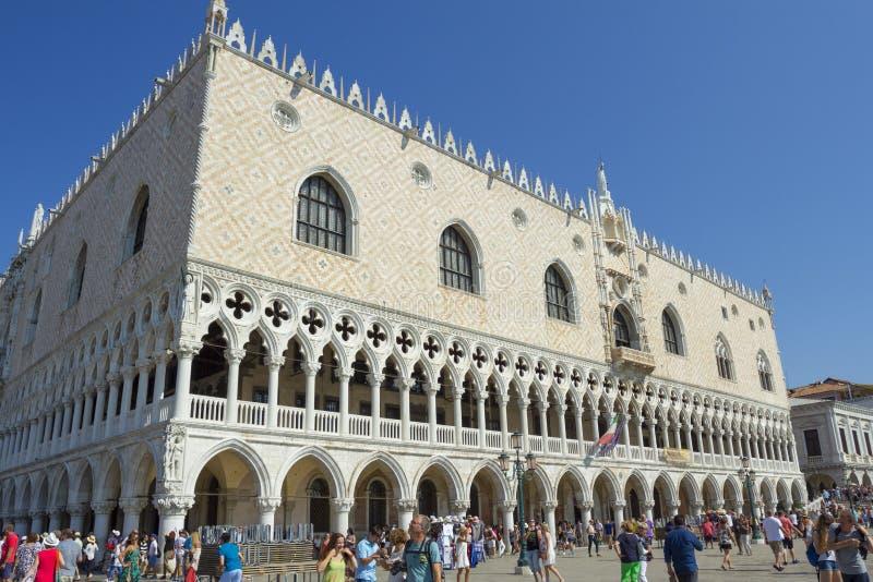 Download Palácio Venetian do doge foto editorial. Imagem de detalhe - 80101781