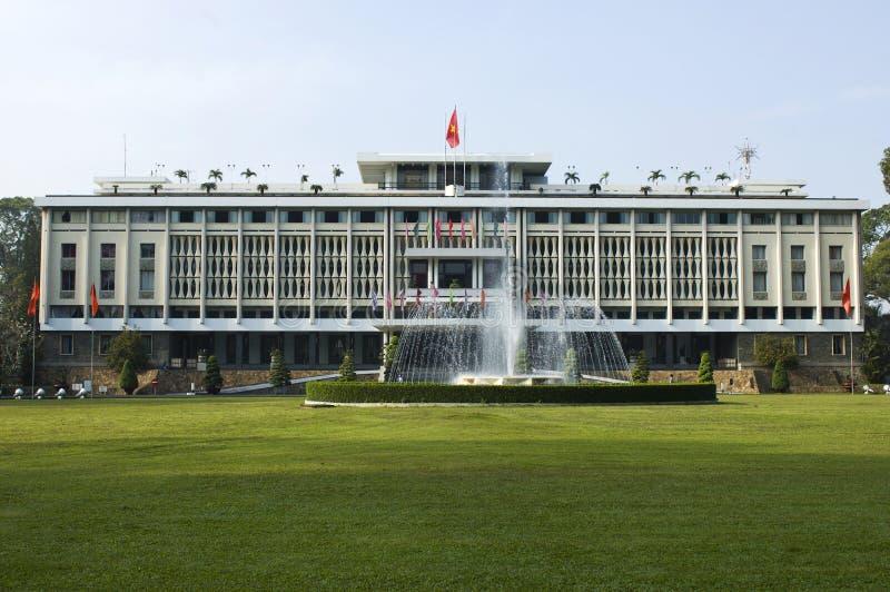 Palácio VN da reunificação imagem de stock