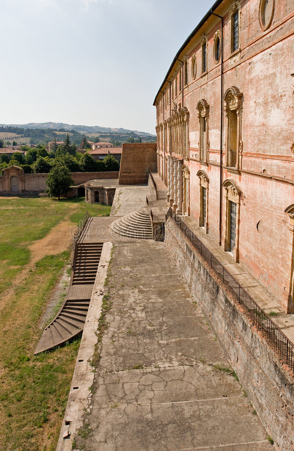 Download Palace stock image. Image of palace, european, ruins, ducale - 2157771