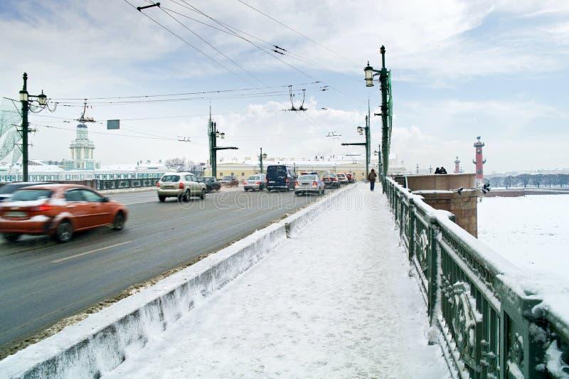 Palace Bridge Stock Photo